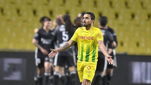 Ligue 1. Le FC Nantes s'incline contre Lyon à domicile et s'enfonce encore un peu plus