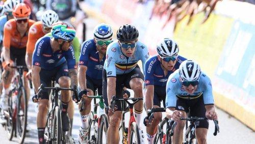 Cyclisme. Comment la Belgique a raté son championnat du monde