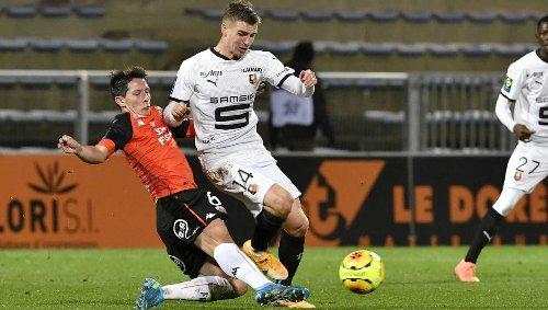 FC Lorient. Laurent Abergel, pour l'amour du tacle