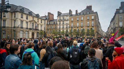 Migrants à Rennes. « C'est inhumain, tout simplement »
