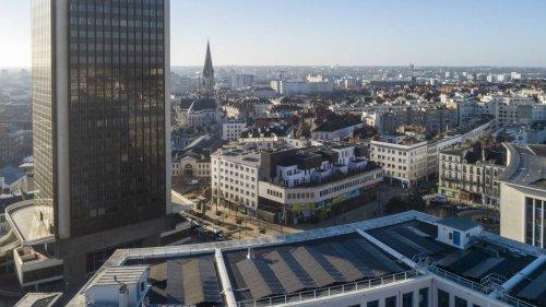 Nantes. 715 panneaux photovoltaïques sur son toit permettent à La Poste de produire son électricité
