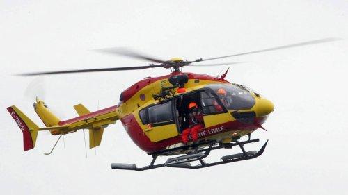 En Mayenne. Une adolescente héliportée après avoir été « happée » par un train