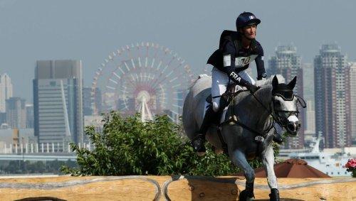Équitation JO. La France troisième du concours complet après le cross