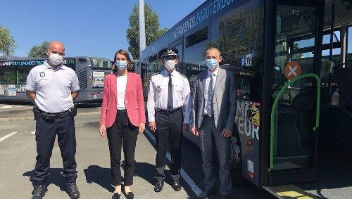 Laval. La police et Keolis renforcent leur partenariat pour la sécurité dans les bus