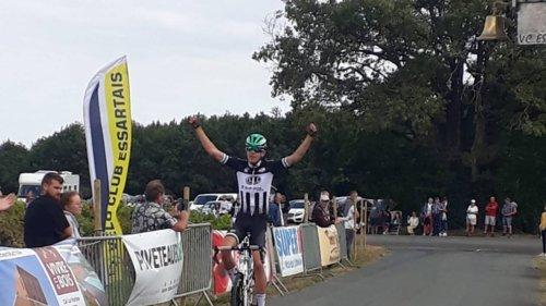 Cyclisme. Sanchez (Angers), un podium sur le Trophée Madiot en point d'orgue d'une saisons réussie