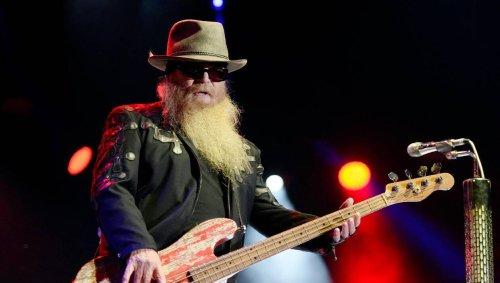 Musique. Mort de Dusty Hill, le célèbre bassiste barbu de ZZ Top