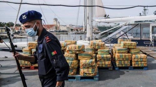 Portugal : 5,2 tonnes de cocaïne ont été saisies sur un voilier espagnol