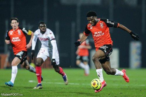 Le FC Lorient domine le Stade Brestois 29