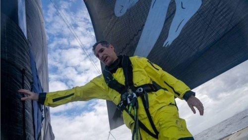 VIDEO.Trophée Jules-Verne. À bord de Gitana avec Erwan Israël