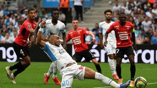 Ligue 1. Rennes subit la loi de Marseille au Vélodrome et inquiète