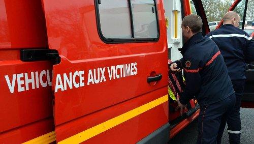 En Mayenne. À Congrier, un motard gravement blessé héliporté