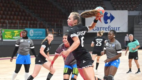 Handball. Amical : Brest s'impose contre Saint-Maur
