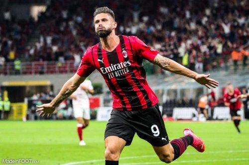Liverpool-AC Milan : Milan avec Olivier Giroud mais sans Zlatan Ibrahimovic