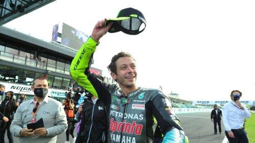 MotoGP. « La meilleure façon de dire au revoir », Rossi satisfait de sa dernière course en Italie