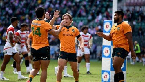 Rugby. L'Australie débute sa tournée d'automne par une victoire au Japon avant de rejoindre l'Europe
