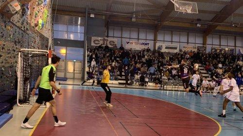Handball. N1M : Lanester s'impose sur le fil face à Pau