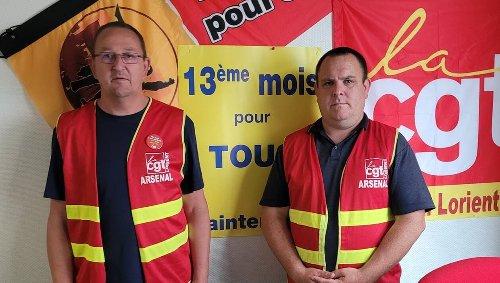 Plan de charge de Naval Group-Lorient. La CGT interpelle les élus