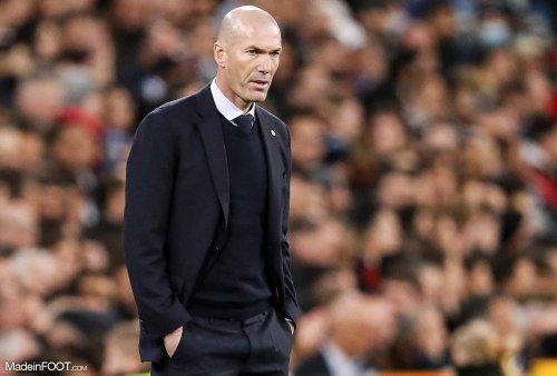 Zinedine Zidane pour remplacer Mauricio Pochettino ?