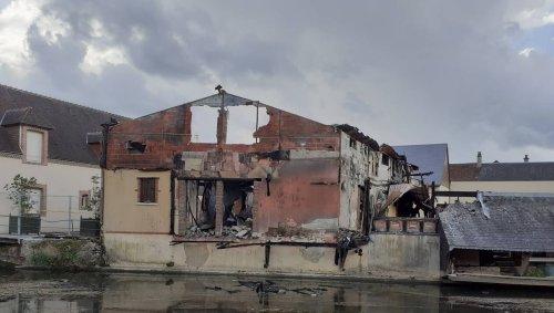 Sarthe. Un homme suspecté d'avoir mis le feu à deux maisons pour maquiller ses cambriolages