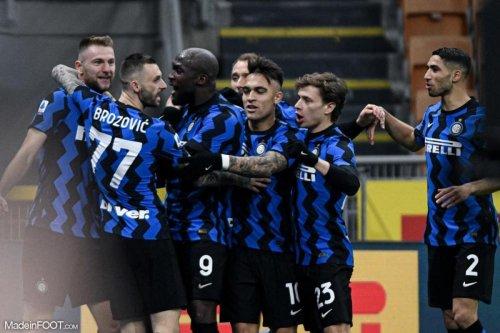 L'Inter Milan étrille Bologne !