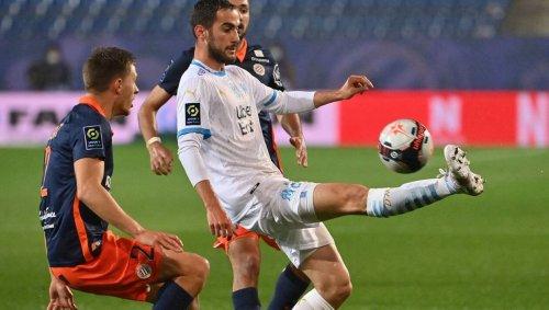 Ligue 1. Match nul spectaculaire entre Montpellier et l'OM