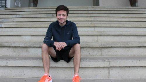 Atteint de mucoviscidose, Alexandre Allain court le marathon de Paris grâce à sa greffe de poumons