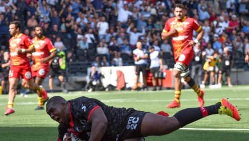 Top 14 : Bamba (Lyon) victime de propos racistes sur les réseaux sociaux