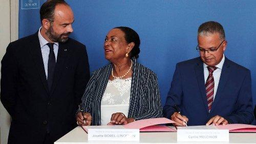 Guadeloupe. La présidente socialiste du département entendue pour prise illégale d'intérêt