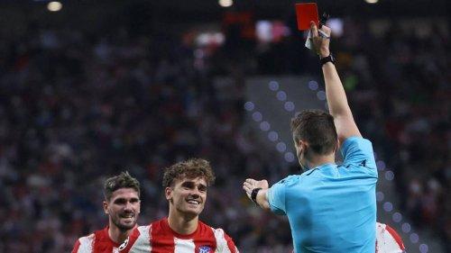 Ligue des champions. Pourquoi l'expulsion de Griezmann face à Liverpool est-elle historique ?