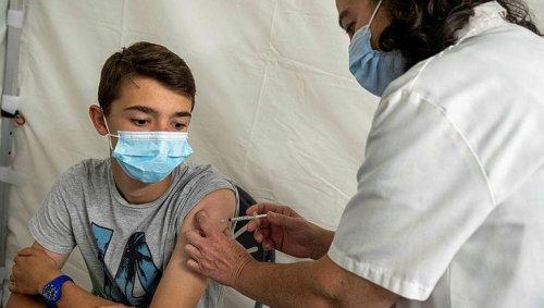 INFOGRAPHIE. Vaccin contre le Covid-19 : en 43 jours, 31,8 % des adolescents ont déjà reçu une dose