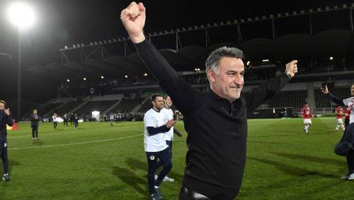 Ligue 1. Entre Lille et Christophe Galtier, la tension monte