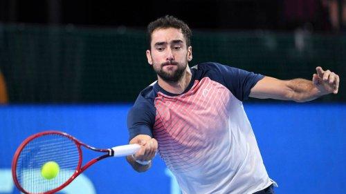 Tennis. Marin Cilic en finale à Moscou