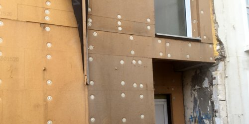 Isolation extérieure d'une maison : principe, matériaux, prix et aides