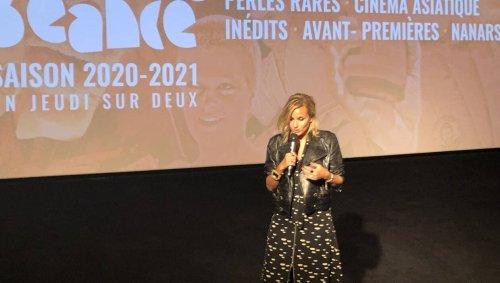 Nantes. Au Katorza, des spectateurs à la rencontre de Julia Ducournau, Palme d'or à Cannes