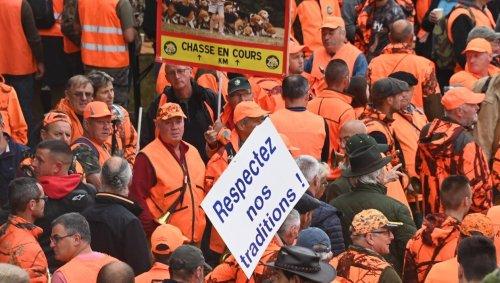 13 000 personnes à Mont-de-Marsan, 9 000 à Redon : forte mobilisation pour défendre la chasse