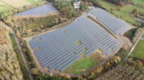 Ille-et-Vilaine. Bientôt quatre hectares de panneaux photovoltaïques à côté de Fougères