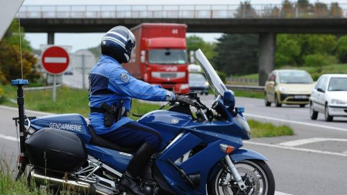 En Sarthe. Contrôlé à 211 km/h au lieu de 130 km/h sur l'autoroute A11