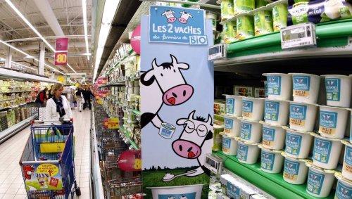 Alimentation. Les Prés rient bio, filiale de Danone, est devenue leader des yaourts bio