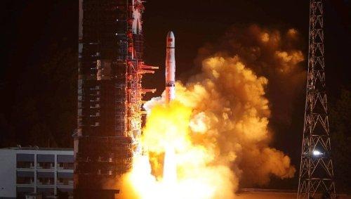 Un morceau de fusée chinoise redescend dangereusement en direction de la terre