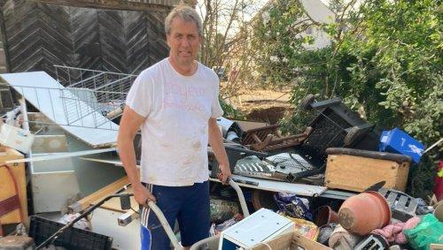 « Tout était en ruine » : Habitant d'Angers, il est au cœur des inondations meurtrières en Allemagne