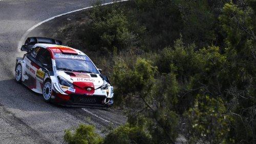 WRC. Rallye d'Espagne : Thierry Neuville leader provisoire, Sébastien Ogier troisième
