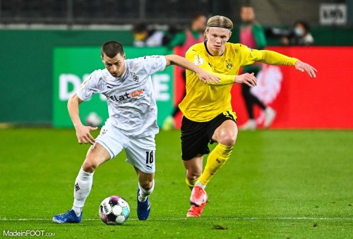 Le Borussia Dortmund tombe face au Borussia Mönchengladbach