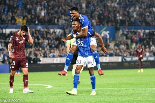 Le derby pour Strasbourg, les maux de tête pour Metz (analyse et notes)
