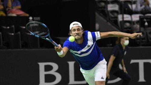 Tennis. Open de Rennes : après une belle bataille, Pouille vient à bout de Hoang