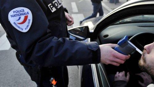 Maine-et-Loire. Deux conducteurs interpellés avec 3 g d'alcool à Angers et Cholet