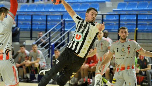 Handball – Proligue. L'état d'esprit des Angevins fut irréprochable, mais…
