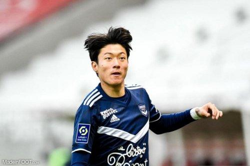 Le groupe de Bordeaux qui affronte le FC Lorient, sans Hwang et Niang