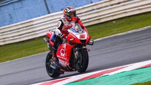 MotoGP. GP d'Émilie-Romagne : Zarco et Miller dominent la première journée d'essais libres