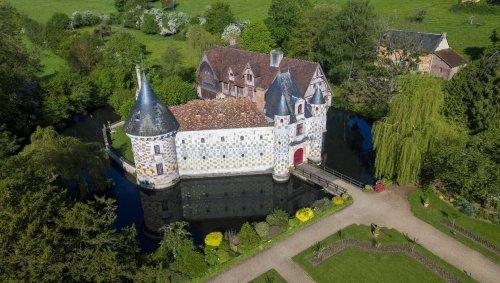 Trois bonnes raisons de découvrir la route des châteaux et des manoirs de Normandie