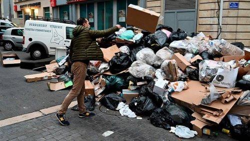 Marseille confrontée à une nouvelle grève de ses éboueurs, qui refusent de passer aux 35 heures